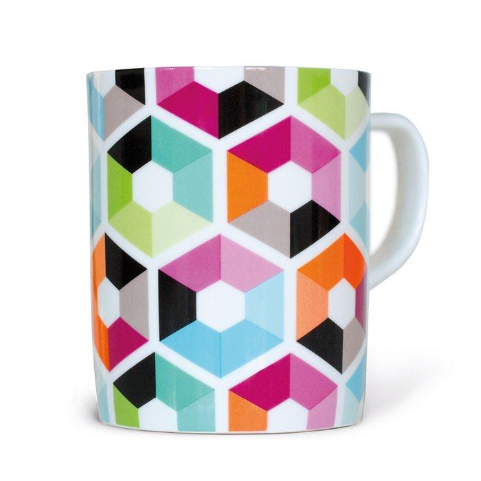Чашка hexagon