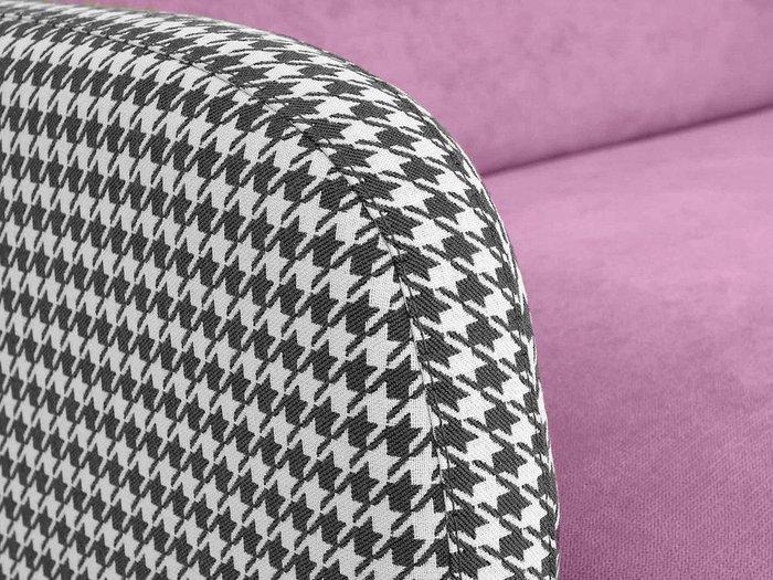 Диван Bordo пурпурного цвета