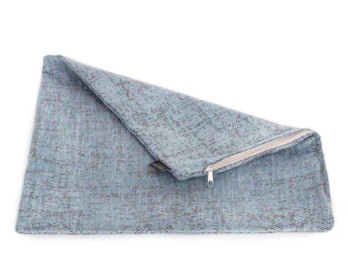 Чехол для подушки Zoom Blue голубого цвета