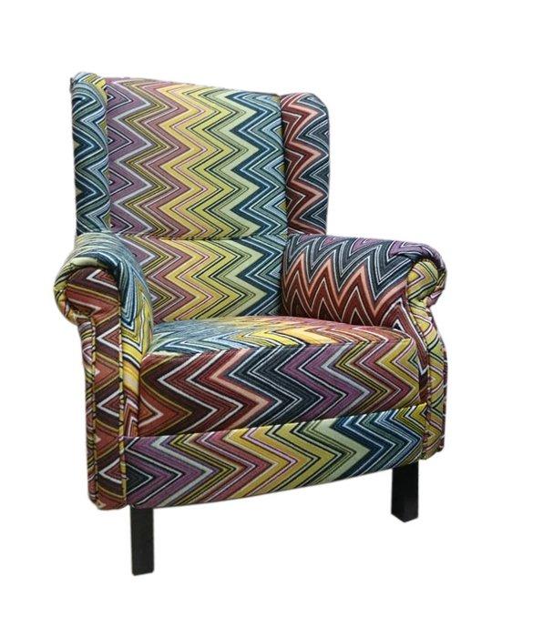 Кресло Радуга с каркасом из массива бука
