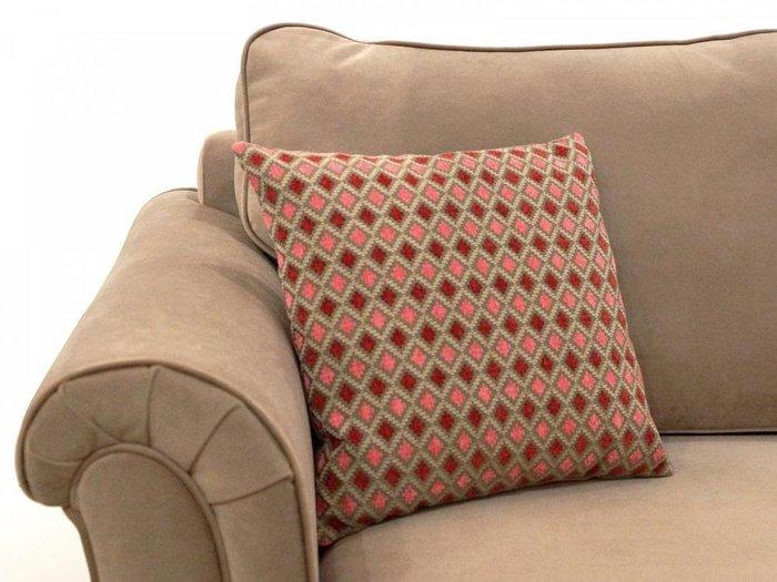 Угловой диван-кровать Sydney зеленого цвета