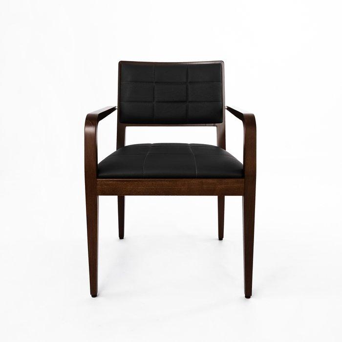 Кресло Libre с обивкой из кожзаменителя