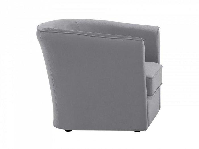 Кресло California серого цвета