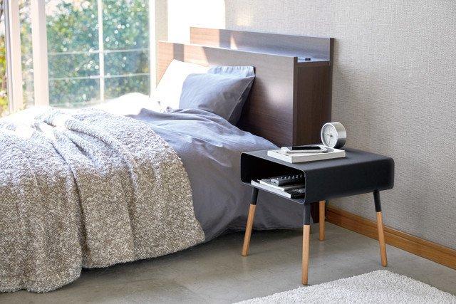 Журнальный столик Plain черного цвета