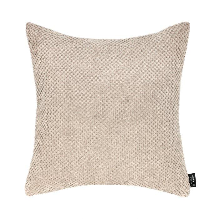 Декоративная подушка Citus sand бежевого цвета