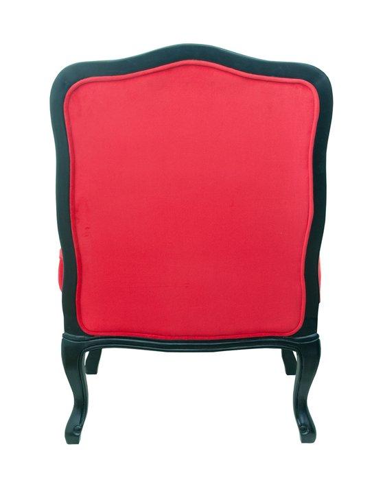 Кресло Nitro red красного цвета
