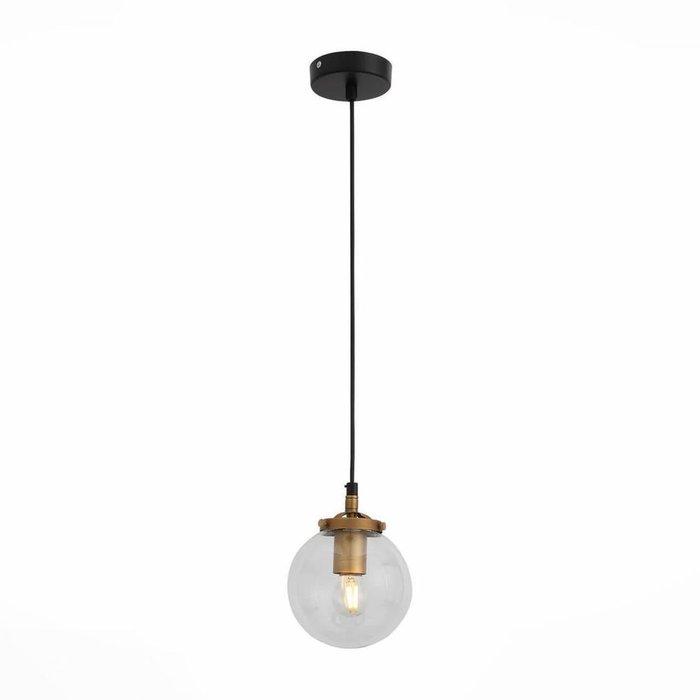 Подвесной светильник Varieta с прозрачным плафоном