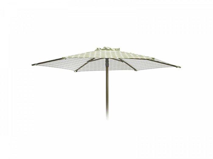 Разборный пляжный зонт Breeze зеленого цвета
