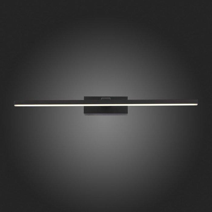 Подсветка для картин Mareto черного цвета