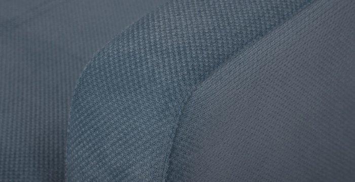 Диван-кровать Бруно синего цвета
