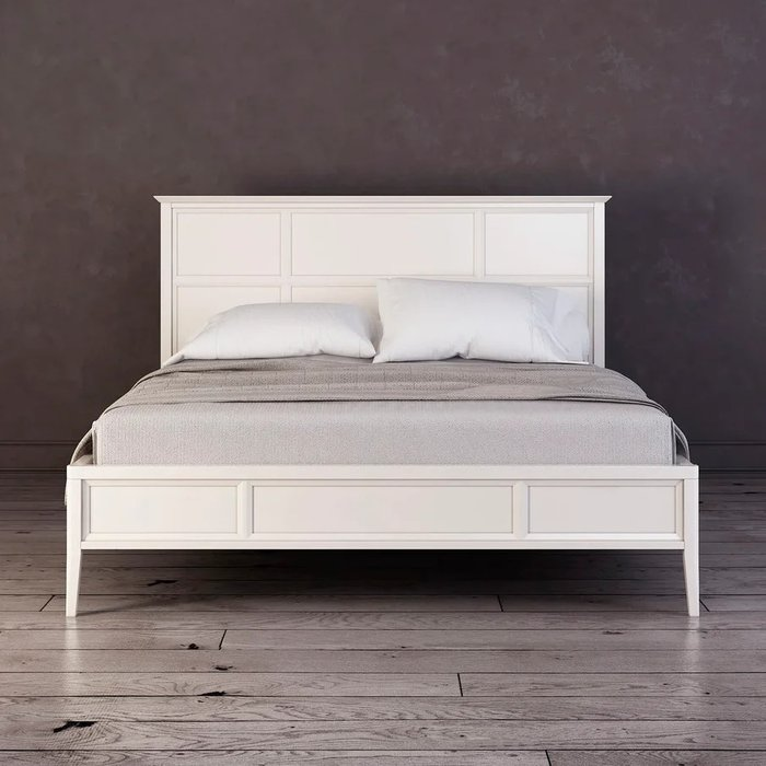 Кровать Ellington белого цвета 180х200