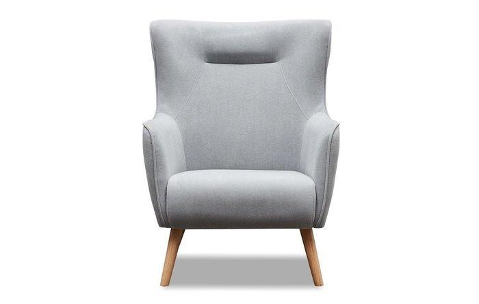Кресло Camilla серого цвета