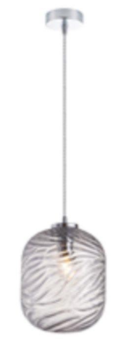 Подвесной светильник Dunas с плафоном из прозрачного стекла