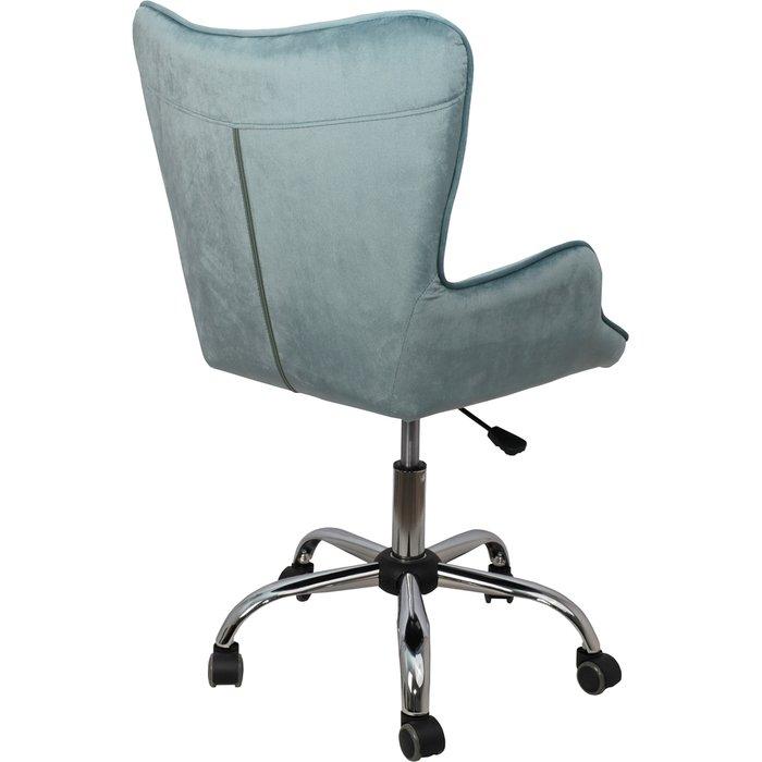 Компьютерное кресло Bella голубого цвета