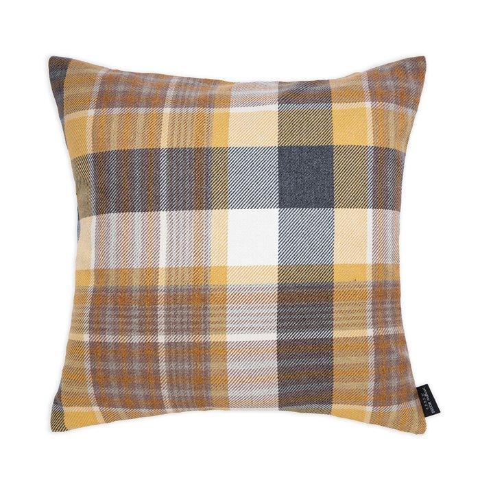 Декоративная подушка Excel Mustard 45х45