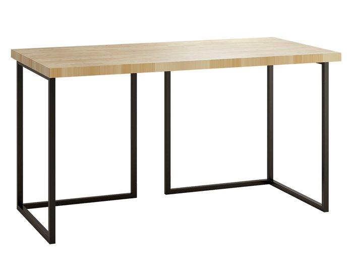 Письменный Стол Board из металла и массива бука
