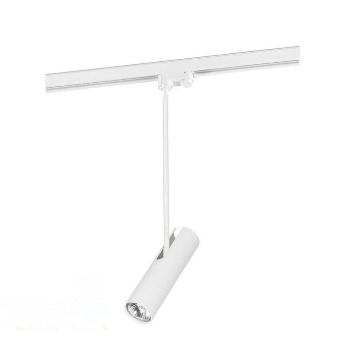 Трековый светильник Profile Eye Super белого цвета