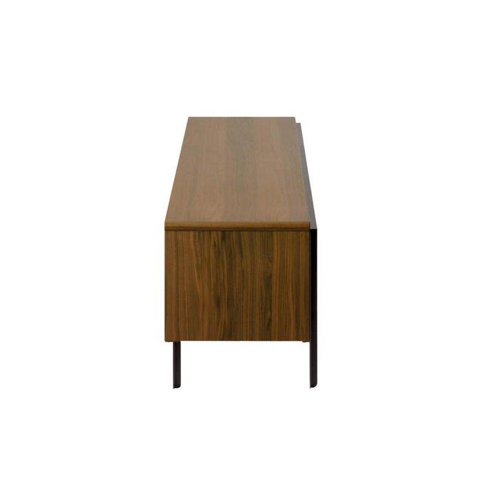 Тумба TV cabinet Nadyria цвета орех