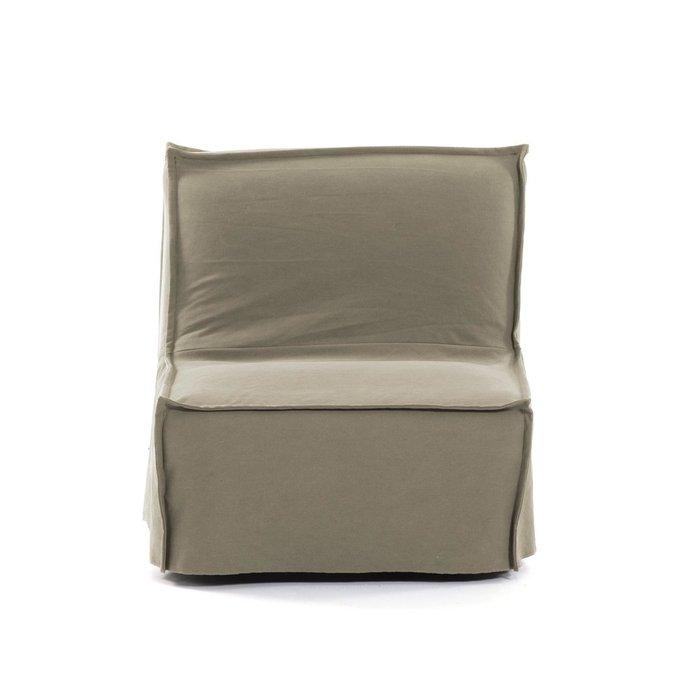 Кресло-кровать Lyanna бежевого цвета