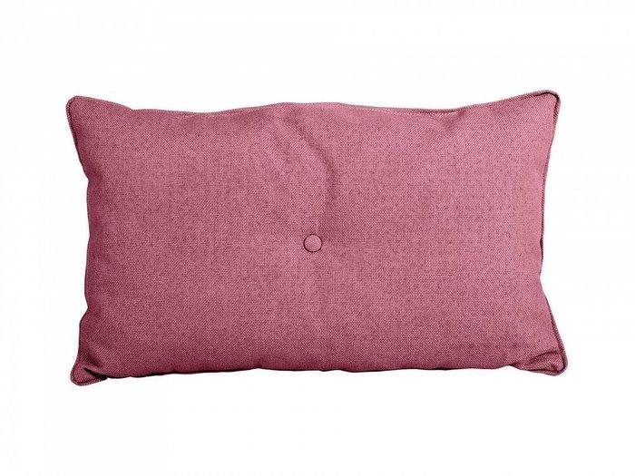 Декоративная подушка Pretty розового цвета