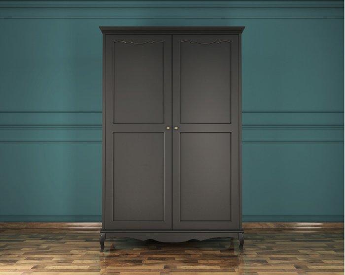 Шкаф Leontina Black для одежды