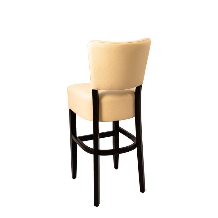 Барный стул Isabela бежевого цвета