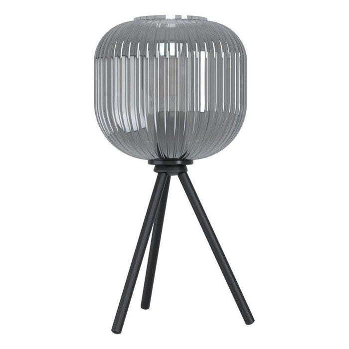 Настольная лампа Mantunalle дымчатого цвета