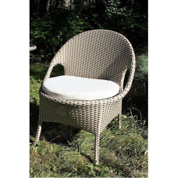 Кресло с круглой спинкой Орхидея
