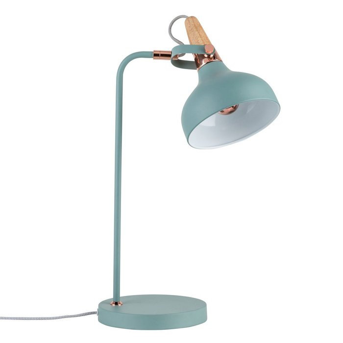 Настольная лампа Paulmann Juna из металла