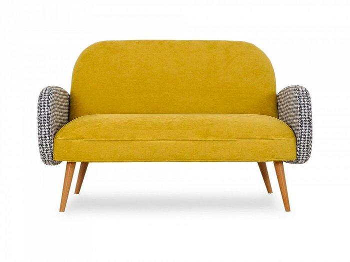 Диван Bordo желтого цвета