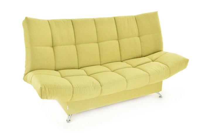 Диван-кровать Палермо желтого цвета