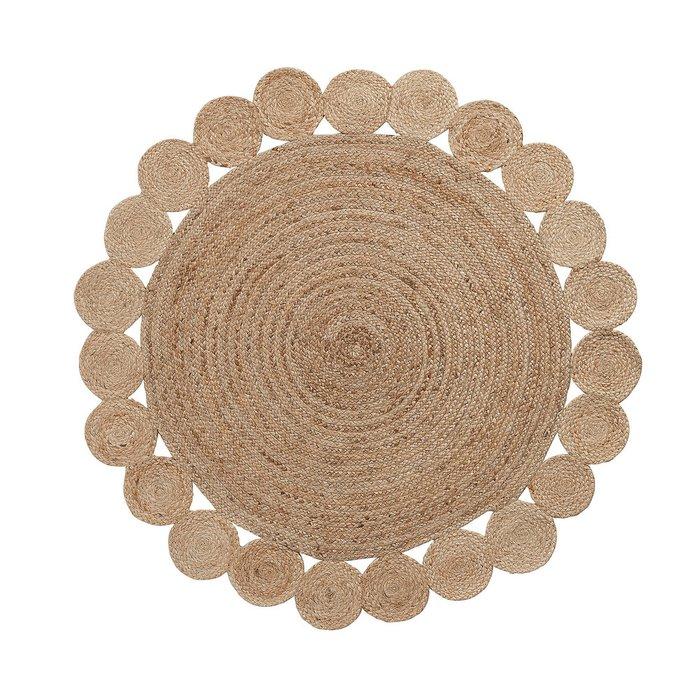 Круглый Ковер Julia Grup COSM из джута диаметр 150 см