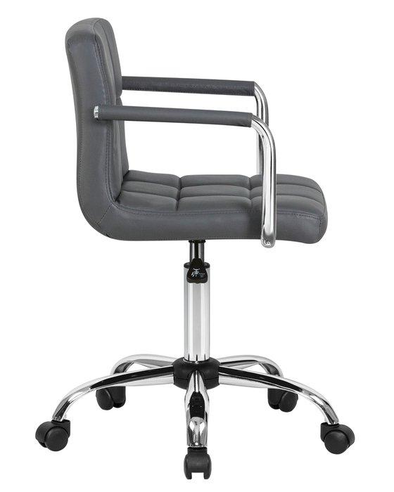 Офисное кресло для персонала Terry серого цвета