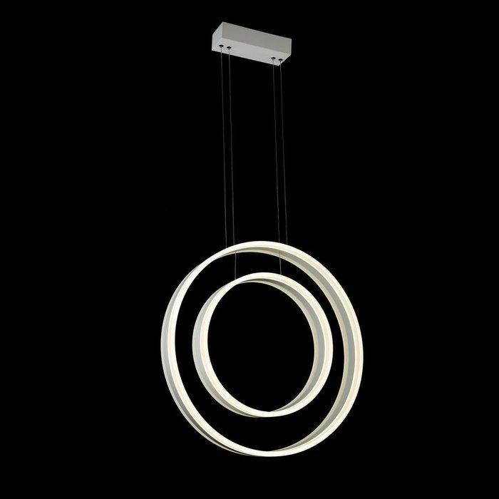 Подвесной светильник Ravello белого цвета