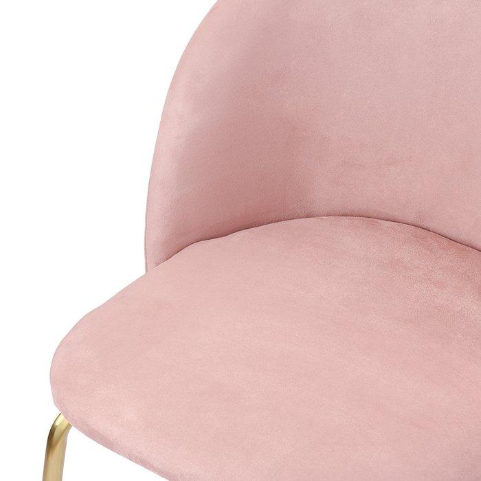 Стул Shayne розового цвета