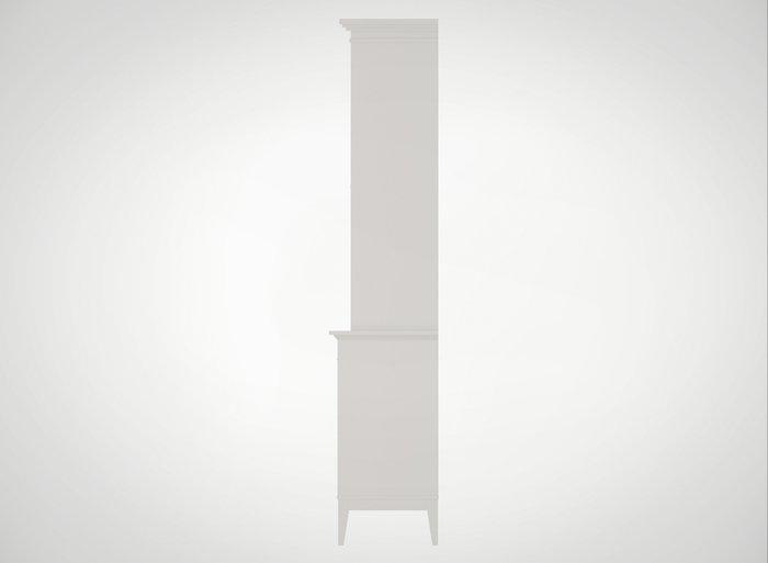 Буфет Manhattan цвета античный белый