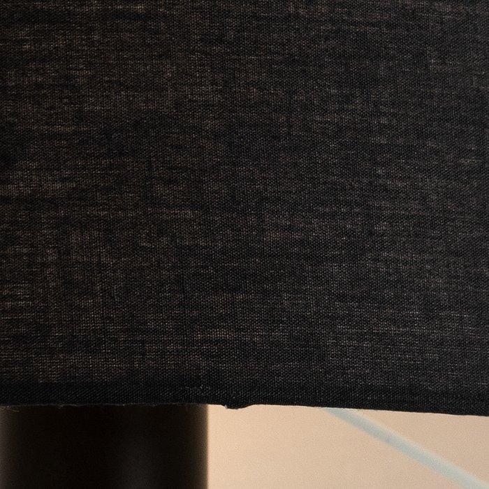 Торшер Combo черного цвета