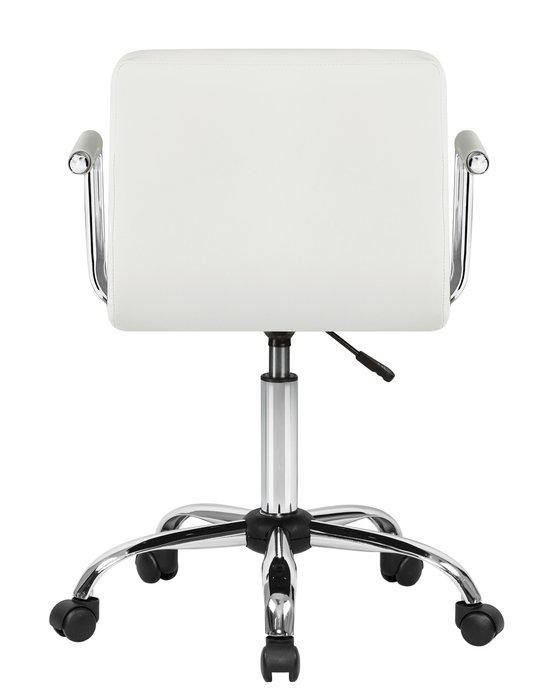 Офисное кресло для персонала Terry белого цвета