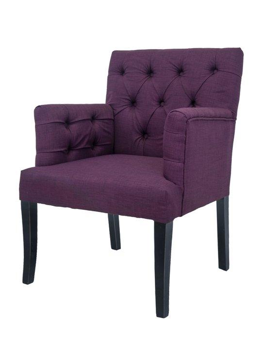 Кресло Zander purple