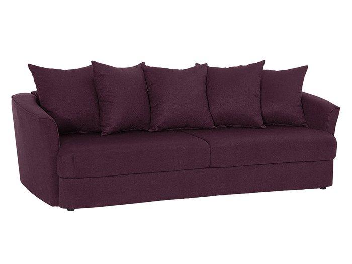 Диван-кровать California фиолетового цвета