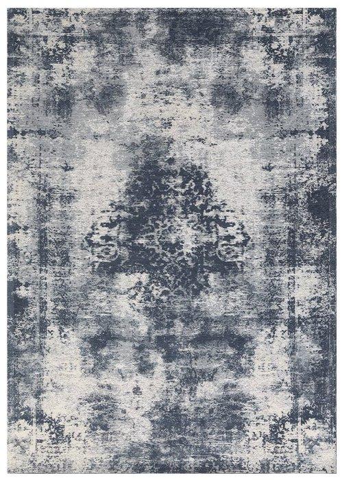 Ковер Antique серо-синего цвета 160х230