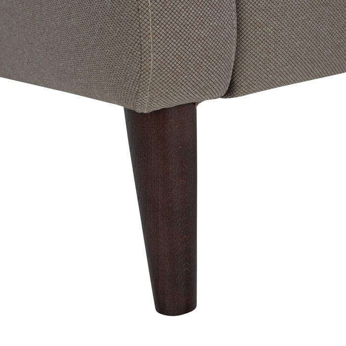Кресло Хилтон серого цвета