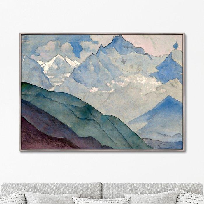 Репродукция картины Гора Колокола 1932 г.