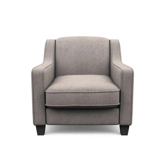 Кресло Агата бежевого цвета