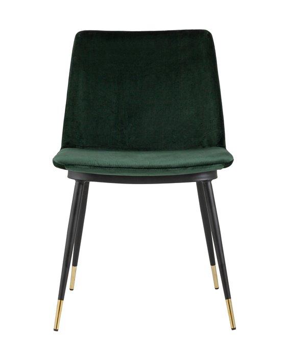 Стул Мелисса зеленого цвета