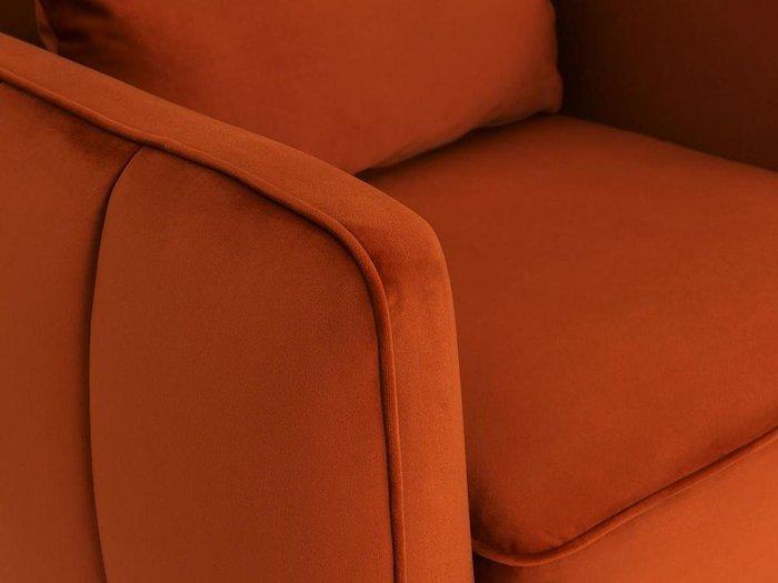 Кресло Amsterdam терракотового цвета