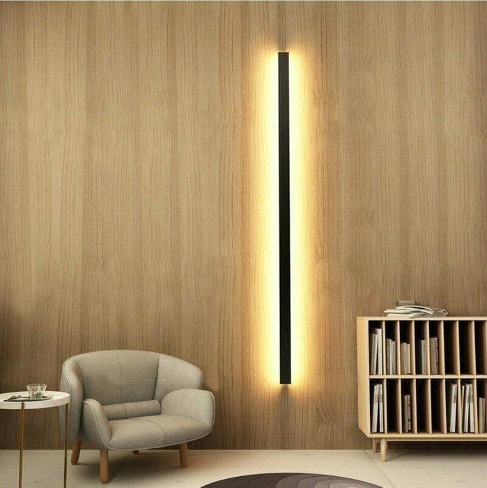 Настенный светильник OmniWall черного цвета