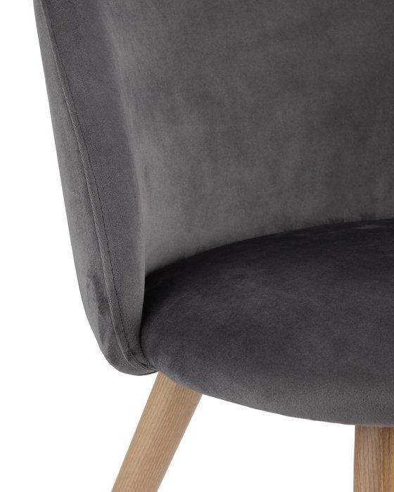 Стул Лион серого цвета