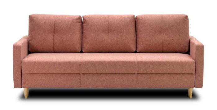 Диван-кровать Ирсен розового цвета