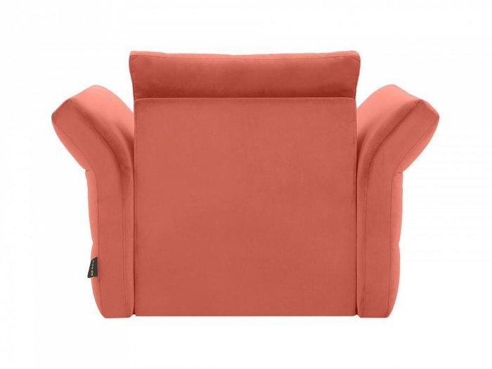 Кресло Wing кораллового цвета